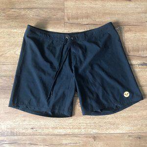 Roxy Black Swim Shorts Large